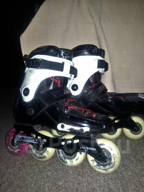 9702983f1a3a7a Продам ролики Seba FRX 80 2015 - Ролики, самокаты и скейтборды во ...