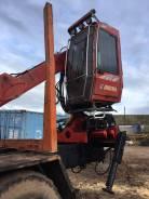 Johnston. Продам гидроманипулятор для леса Jonsered K1020 с кабиной, 3 500кг., 2 660кг.