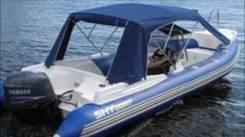 Аренда, прокат катера на Красноярском водохранилище. 6 человек, 65км/ч