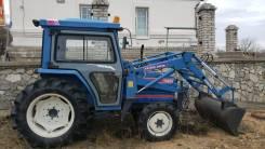 Iseki. Трактор T500, 50 л.с.