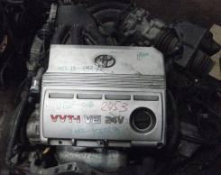 Двигатель Toyota Harrier 1MZ