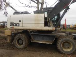 Hidromek HMK 200W. Экскаватор колесный Hidromek HMK200W, 1,00куб. м.