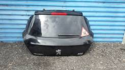 Крышка багажника. Peugeot 308, 4B, 4E Двигатели: 9HZ, DV6CTED4, DV6DTED, DV6DTED4, DW10BTED4, DW10CTED4, DW10DTED4, EP3C, EP6, EP6C, EP6CDT, EP6DT