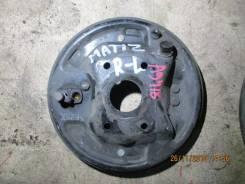 Механизм стояночного тормоза. Daewoo Matiz, KLYA Двигатели: B10S1, F8CV