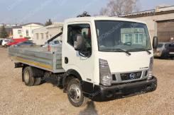 Nissan Cabstar. с КМУ Fassi M15, 2 999куб. см., 3 100кг., 4x2