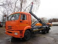 Автосистемы АС-15. Мусоровоз контейнерный (мультилифт)АС-15, 4 750куб. см. Под заказ