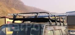 Багажники-корзины. УАЗ Пикап Toyota Lite Ace Toyota Land Cruiser Toyota Noah Toyota Land Cruiser Prado Nissan Safari, FGY60, VRGY60, VRY60, WGY60, WRG...