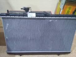 Радиатор охлаждения двигателя. Hyundai Accent, LC, LC2 Hyundai Verna G4EA, G4EB, G4ECG, G4EDG, G4EK