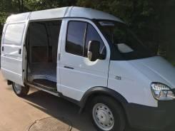 ГАЗ Соболь. ГАЗ 2752-757 Соболь бизнес фургон цельнометаллический, 2 690куб. см., 995кг., 4x2