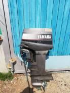 Yamaha. 30,00л.с., 2-тактный, бензиновый, нога L (508 мм)
