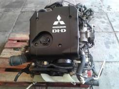 Двигатель 2.5D 4D56 на Mitsubishi