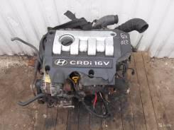 Двигатель D4EA Hyundai, Kia 2.0CRDi