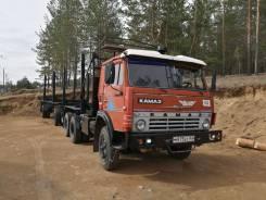 КамАЗ 5320. Продам Камаз 5320 с прицепом, 210куб. см., 8 000кг., 6x4