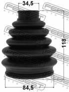 Пыльники шруса Пыльник шрус наружный комплект 84.5x118x34.5 2517C5 [556792]