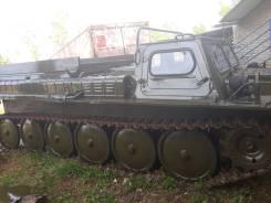 ГАЗ 71. Вездеход Газ-71 ГТС, 4 254куб. см., 3 000кг.