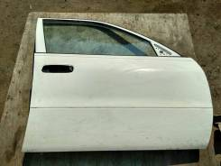 Дверь правая передняя Toyota Corolla e110 ZZE110L Американка белая USA