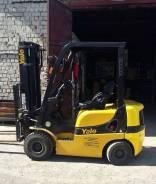 Yale GP18MX. Продам погрузчик вилочный YALE, бензин, 1,8 тн, 1071 м/часов, 2011 год, 1 800кг., Бензиновый
