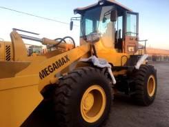 Megamax. Фронтальный погрузчик GX940G джойстик 11.5 тонн 2019, 3 600кг., Дизельный, 2,00куб. м.