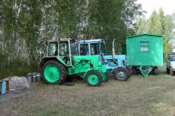 МТЗ 82. Трактора