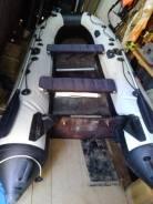 Мастер лодок Ривьера. 2001 год год, длина 3,20м., двигатель подвесной, 10,00л.с., бензин