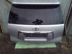Дверь багажника. Toyota Land Cruiser Toyota Land Cruiser Prado, GRJ150, GRJ150L, GRJ150W, GRJ151, GRJ151W, KDJ150, KDJ150L, KDJ155, LJ150, TRJ150, TRJ...