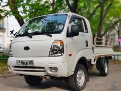 Kia Bongo III. Продам бортовой грузовик Kia Bongo 3, 2 900куб. см., 1 000кг., 4x4