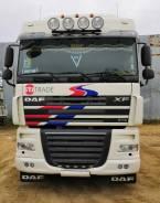 DAF XF105. Продаётся седельный тягач Даф XF105. 510 6*4, 13 000куб. см., 33 000кг., 6x4