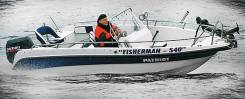 Pragmatic Fisherman-540. 2015 год год, длина 5,40м., двигатель без двигателя, 115,00л.с.