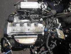 Двигатель в сборе. Toyota Corolla II, EL43 Toyota Cynos, EL54, EL54C 5EFHE