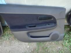 Обшивка двери. Subaru Impreza