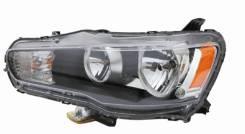Фара Mitsubishi Lancer X 07-16г