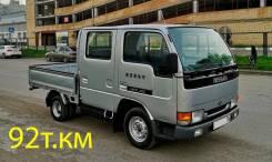 Nissan Atlas. Продам двухкабинник в идеальном состоянии, 2 500куб. см., 1 250кг., 4x2