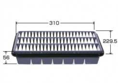 Фильтр воздушный A-1021 VIC