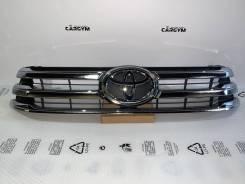Решетка радиатора. Toyota Hilux Pick Up, GUN125, GUN125L, GUN126L Toyota Hilux, GUN125, GGN120, GGN125, GGN135, GUN112, GUN122, GUN123, GUN126, GUN135...