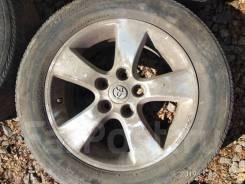 """Колеса R16 на Тойота, пара. 6.5x16"""" 5x114.30 ET48 ЦО 56,0мм."""