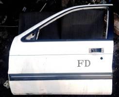 Дверь боковая передняя левая Mitsubishi Lancer 1989