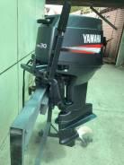 Yamaha. 30,00л.с., 2-тактный, бензиновый, нога S (381 мм), 2005 год
