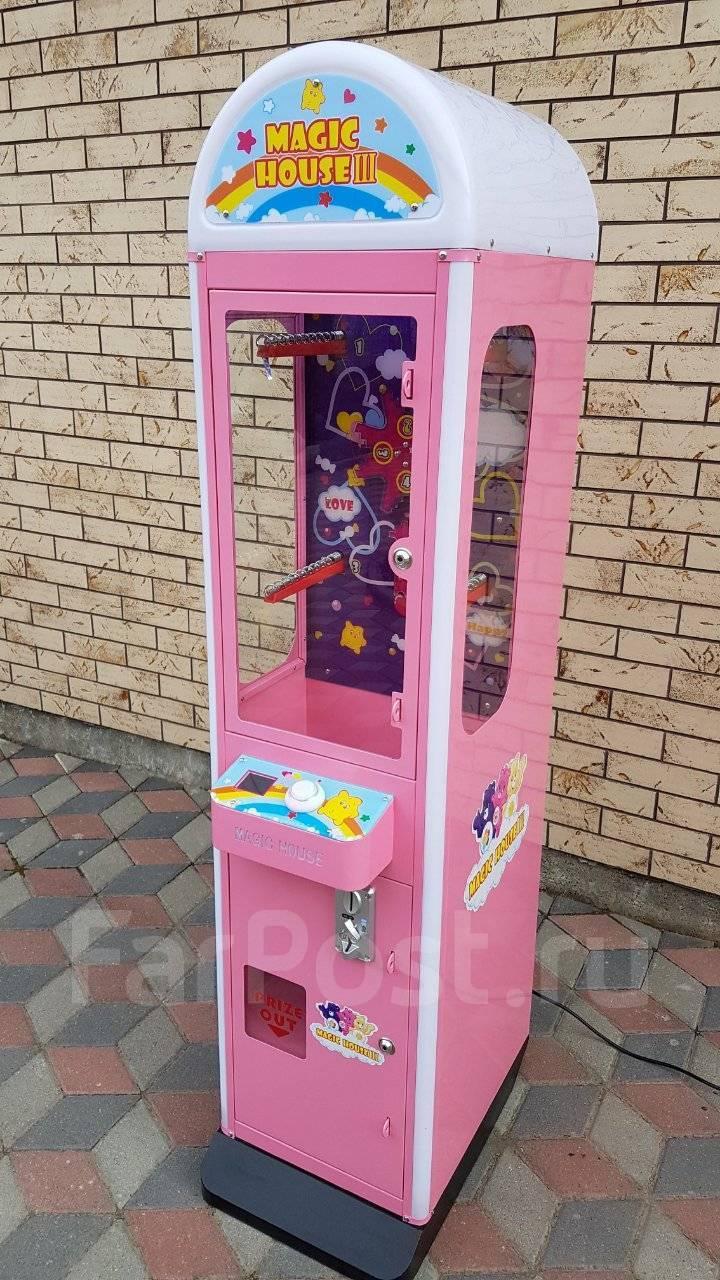 детский игровой автомат развивайка