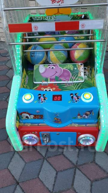 Игровые автоматы баскетбол