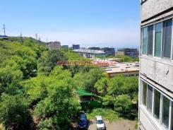 1-комнатная, улица Нерчинская 56. Центр, проверенное агентство, 35,0кв.м. Вид из окна днём