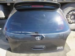 Дверь багажника. Toyota Corolla Spacio, AE111, AE115, AE111N, AE115N 4AFE, 7AFE