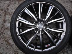 215/45R18, Bridgestone Potenza + литьё Weds Leonis, без пробега