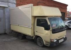 Nissan Atlas. Фуд-Трак (торговля на колесах), 105куб. см., 1 580кг., 4x2