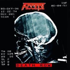 Accept - Death Row [2/Vinyl/фирм. ] Германия.