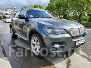 BMW X6. С водителем