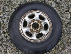 "Товар В Наличии! Колесо Nissan 215/80 R15. 6.0x15"" 6x139.70 ET31 ЦО 107,5мм. Под заказ"