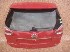 Дверь 5-я NISSAN XTRAIL Nissan Xtrail, HNT32 HT32 NT32 T32