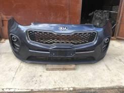 Бампер. Kia Sportage, QL Двигатели: D4FD, D4HA, G4FG, G4FJ, G4KJ, G4NA