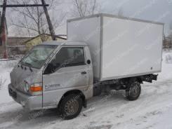 Hyundai Porter. Hyundai HD 100 Porter Фургон изотерм, 2 497куб. см., 4x2