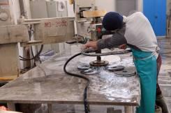 Мастер по обработке искусственного камня. ИП Снегирев